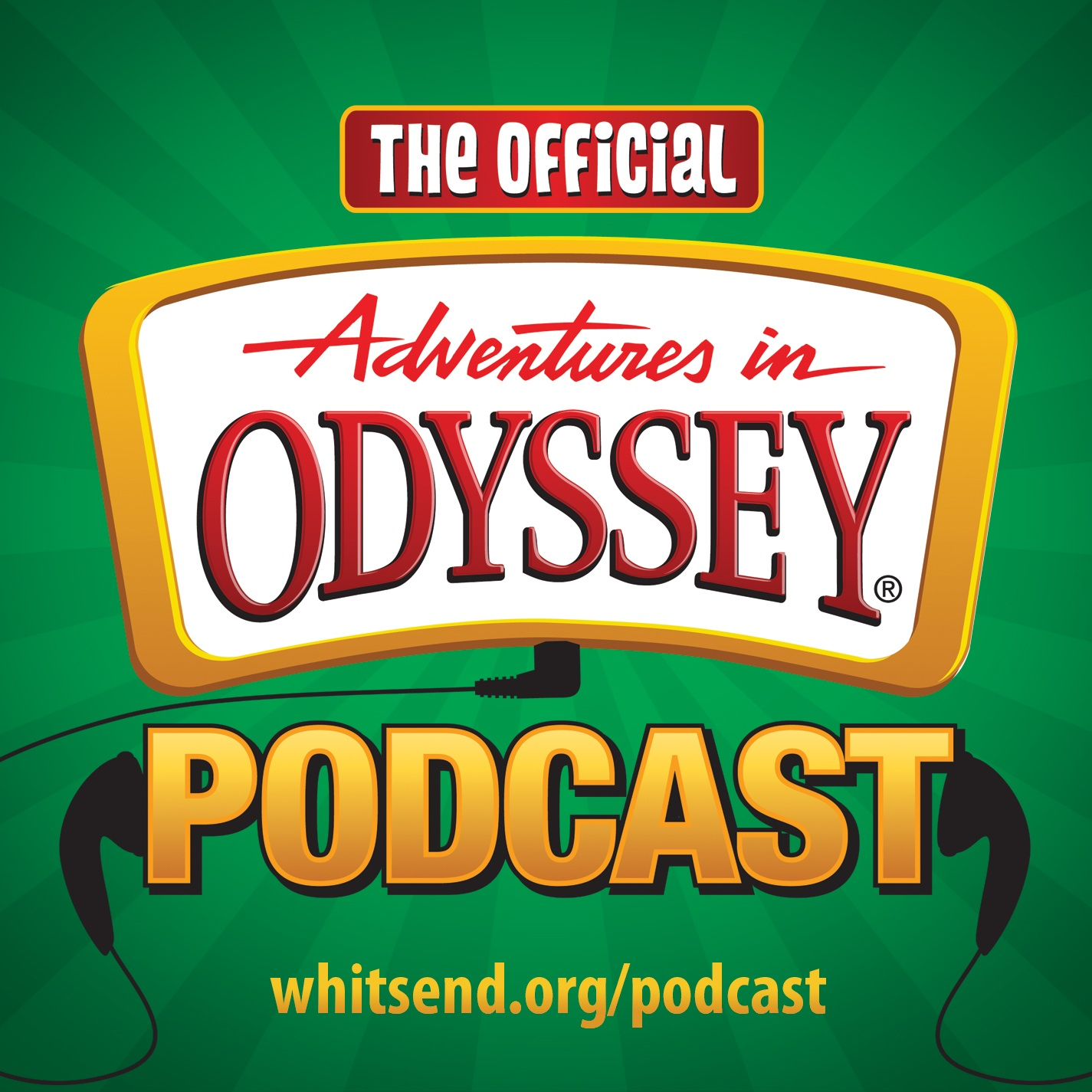 The Official Adventures in Odyssey Podcast by Focus on the Family on Apple  Podcasts